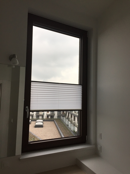 plisa, żaluzja plisowana Warszawa